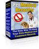 Thumbnail Pet Medical Recorder With Resale Rights