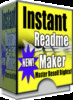 Instant Readme Maker With Master Resell Rights