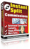 Instant Split Commissions - PHP Affiliate Script With MRR