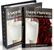 Event Planning - With Private Label Rights