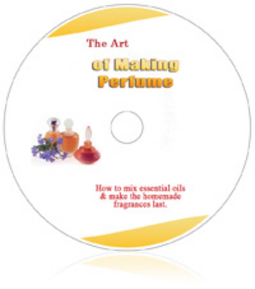 Product picture The Art of Making Perfume
