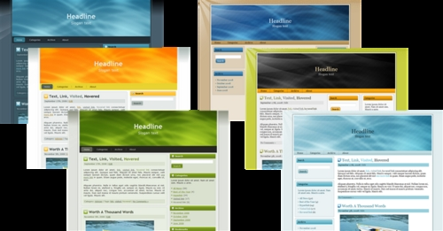 Product picture 140 Premium Wordpress Themes - With Plr