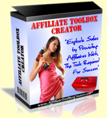 Product picture Affiliate ToolBox Creator