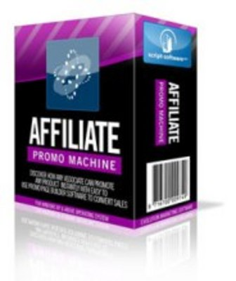 Product picture Affiliate Pro Machine Software With Resell Rights