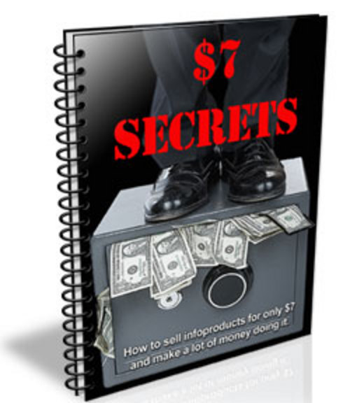 Product picture $7 Dollar Secrets - With Master Resell Rights