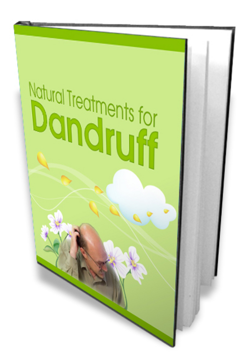 Product picture Natural Treatments for Dandruff