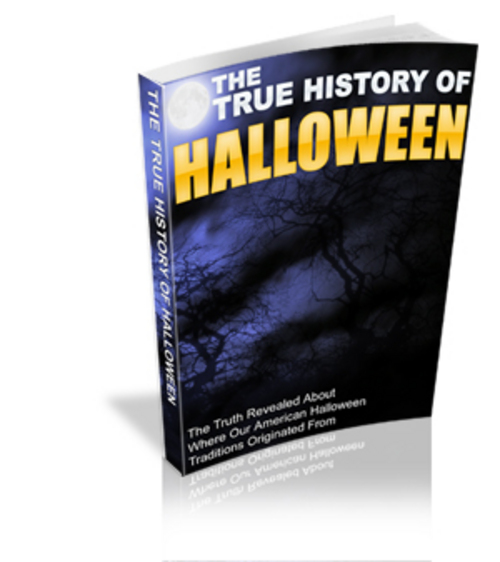 Product picture The True History of Halloween