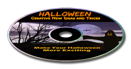 Product picture Halloween Creative New Ideas and Tricks